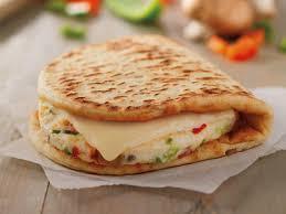 egg white veggie flatbread nutrition