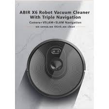 Máy hút bụi Robot ABIR X6