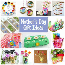 mother s day homemade gifts for kids to