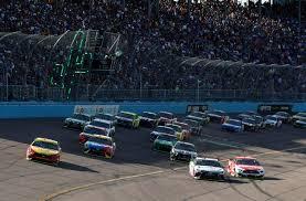 NASCAR Cup race at Phoenix Raceway ...