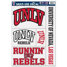 Unlv Rebels Ncaa Decals For Sale Ebay