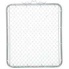 4 Chain Link Fence Gates Chain Link Fencing The Home Depot