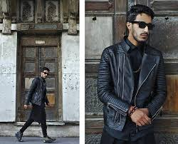 leather jacket outfits for men 18 ways