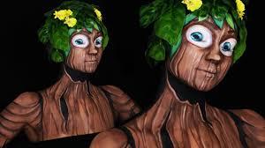fran bow makeup tutorial cosplay tree