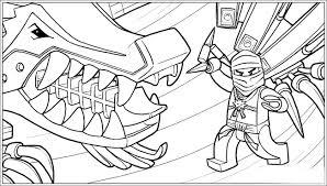 ausmalbilder ninjago drache zum drucken in 2020