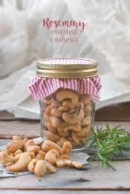 rosemary roasted cashews family e