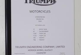 triumph 5t 6t t100 t110 tr5 tr6