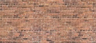 dark brown old brick wall mural milen