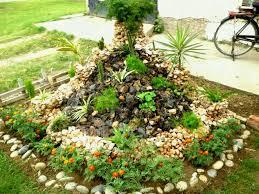 garden rockery ideas beautiful small