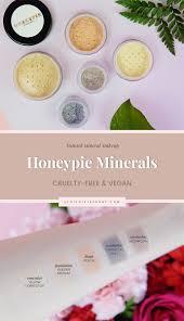honeypie minerals natural mineral