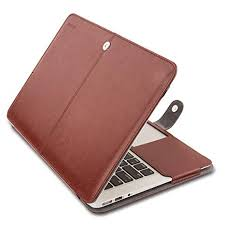 mosiso pu leather case only compatible