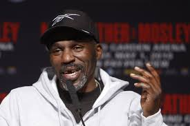 Roger Mayweather ...