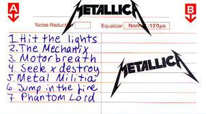 metallica no life till leather 2016
