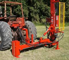 Farmforce Hydraulic Side Shift Post Driver Fencing Rammer Fence Auger Other Tools Diy Gumtree Australia Maroochydore Area Yandina 1193155614