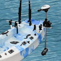 best kayak trolling motor mount for the