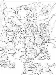 Kleurplaten Voor Kinderen Printen Elena Van Avalor 3 Disney