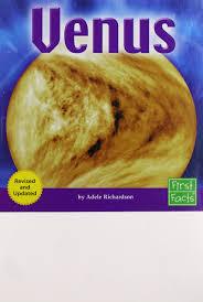 Venus (The Solar System): Richardson, Adele: 9781429607292: Amazon.com:  Books