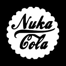 Fallout Nuka Cola Vinyl Decal Sticker