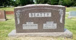 Myrna Harriet Moore Beatty (1911-2004) - Find A Grave Memorial