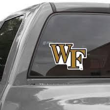 Wake Forest University Car Decor Demon Deacons Car Magnets Stickers Lids Com