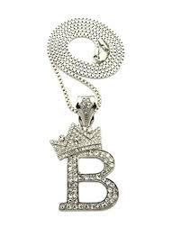 shiny jewelers usa lil boosie letter b