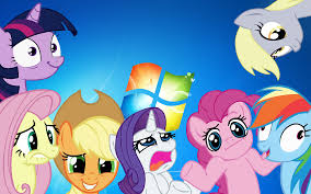 my little pony wallpaper for puter