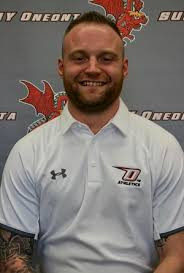 Adam Greene - Wrestling Coach - SUNY Oneonta Athletics