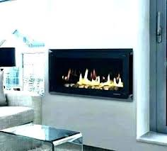 modern ventless gas fireplaces house