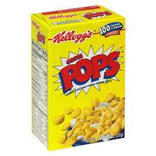 kellogg s mini cereal bo corn pops