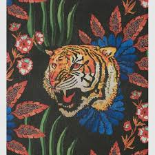 tiger leaf print wallpaper gucci us