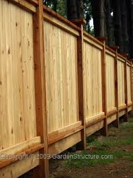 35 Wood Fence Designs And Fence Ideas Wood Fence Plans And Details Wood Fence Design Fence Design Fence Planning