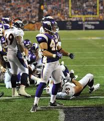 Ian Johnson - Ian Johnson Photos - Denver Broncos v Minnesota ...