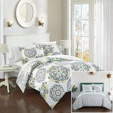 touch of yellow fl bedding sets
