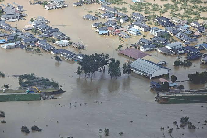 Typhoon kills 26 Japan