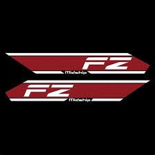 yamaha fz logos