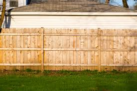 Parts Of A Wood Fence Austex Fence And Deck