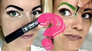 Peel Off Eyebrow Zel Do Brwi Tatuaz Youtube