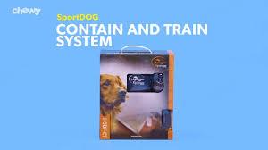 Sportdog Contain Train System Chewy Com