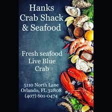 Hanks Crab Shack - Posts