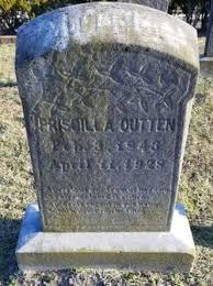 Priscilla King Outten (1843-1928) - Find A Grave Memorial
