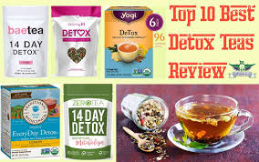 detox teas of 2020 for weight loss
