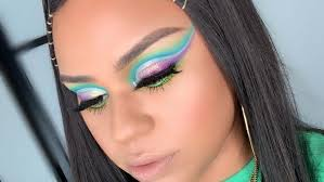 mizz lula high lights event makeup