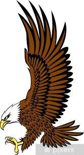 Bald Eagle Wall Mural Pixers We Live To Change