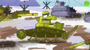Nhân danh Sa hoàng - Phim hoạt hình về xe tăng [Gerand VN] - YouTube