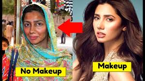 shocking photos of stars without makeup