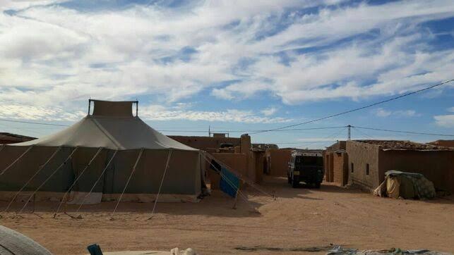 """Resultado de imagen de cooperantes en los campamentos de refugiados saharauis"""""""