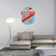 Arsenal De Sarandi Fc Argentina Football Soccer Wall Decor Sticker Decal 18 X25 For Sale Online