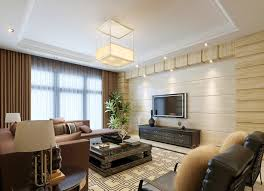wood tv wall design for living room