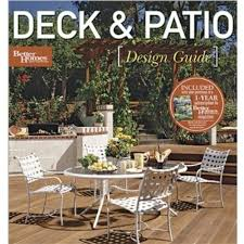 deck patio design guide better homes