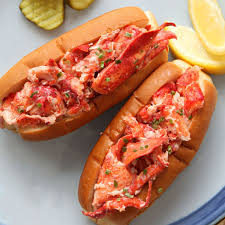 Maine Lobster Rolls - 8 Pack by Hancock ...